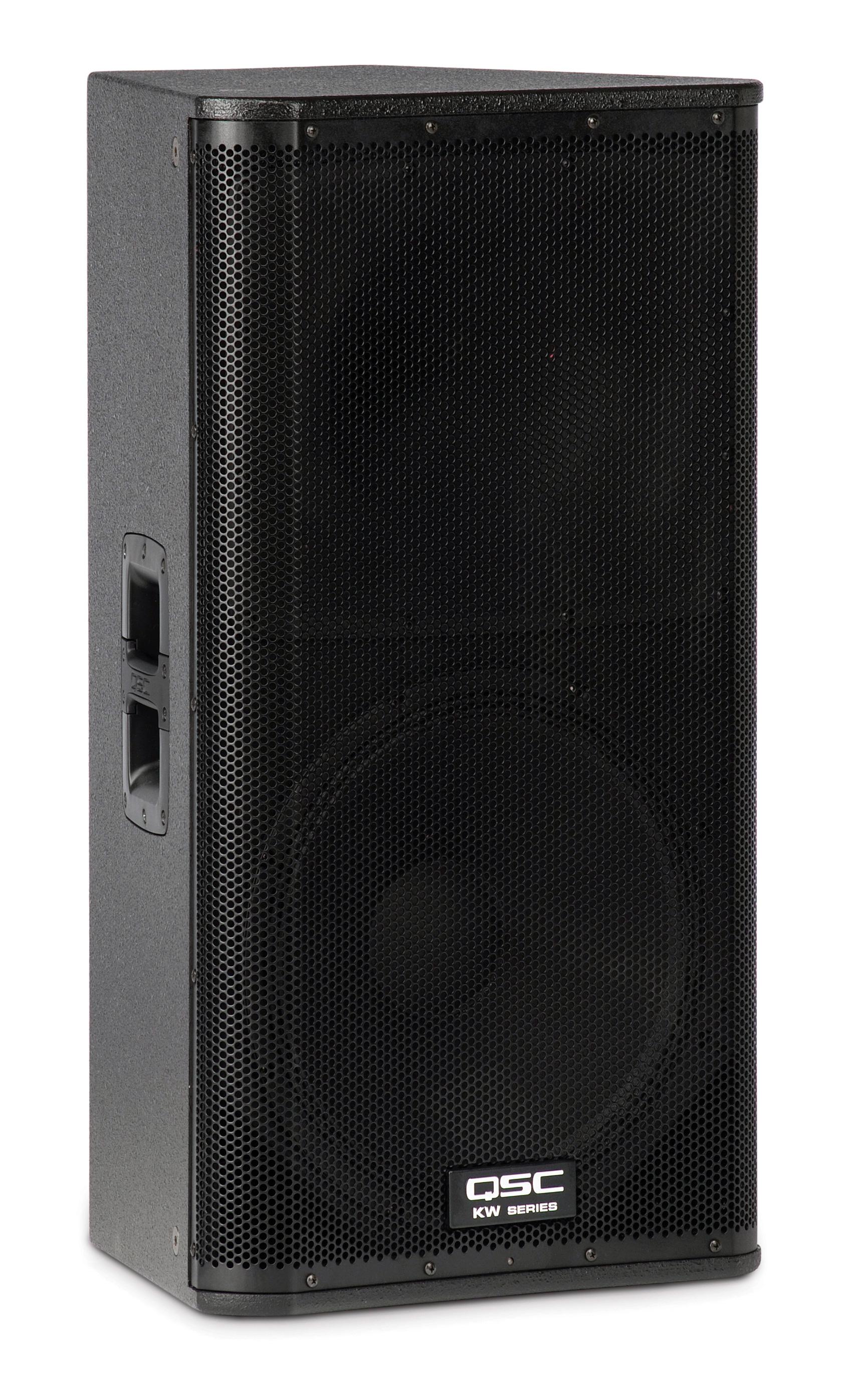 Qsc Audio Kw152 15 Inch Two Way 1000w Active Loudspeaker