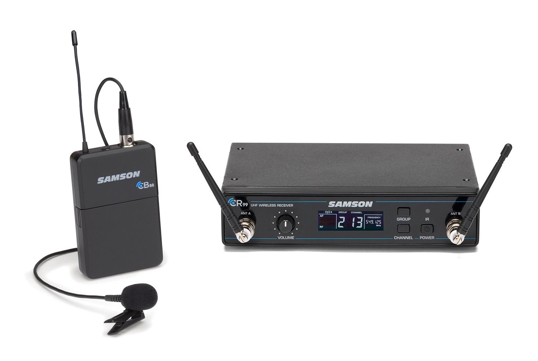samson swc99blm10 k concert 99 wireless presentation microphone system with lm10 lavalier mic. Black Bedroom Furniture Sets. Home Design Ideas