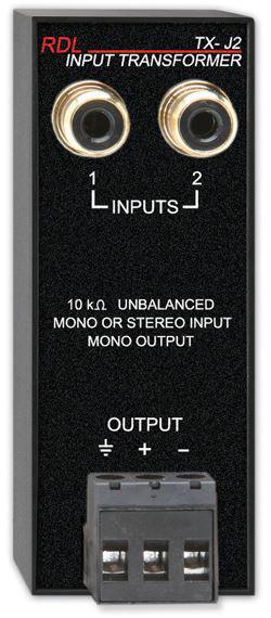 Rdl Tx J2 Unbalanced Input Transformer