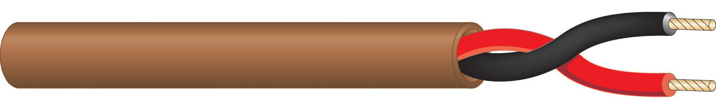 West Penn Wire 225 Communication Control Cable 1000 Feet