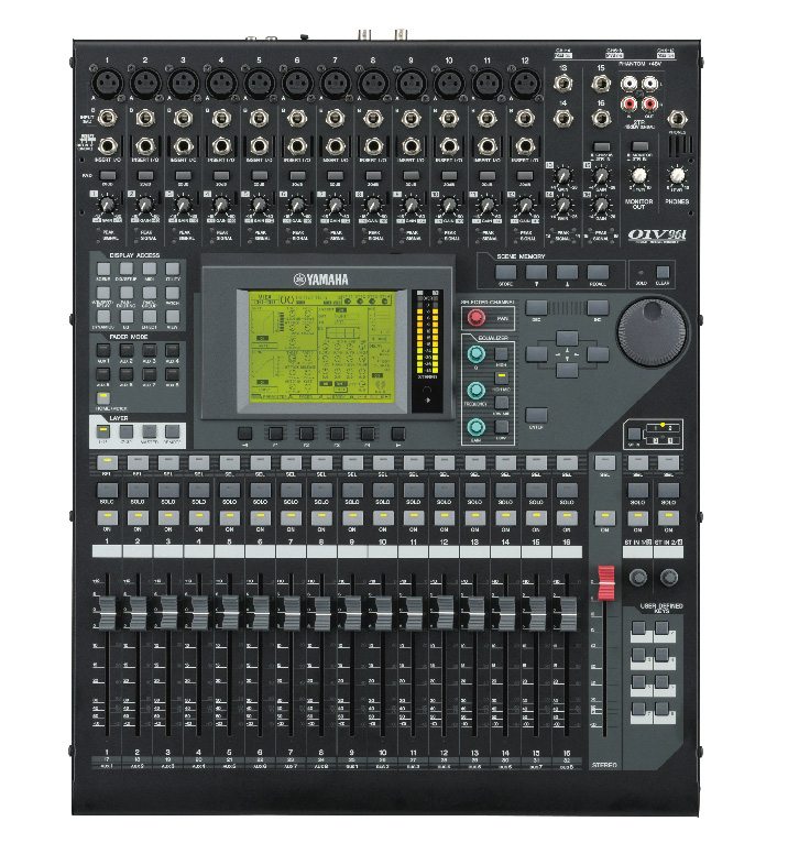 Yamaha Dmp11 Digital Mixer : yamaha 01v96i 16 channel digital mixer w usb 2 0 connectivity ~ Hamham.info Haus und Dekorationen