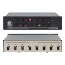 Kramer VS-81FW Firewire Switcher