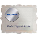 Tektronix WFM6120CPS Add Support Option for WFM6120