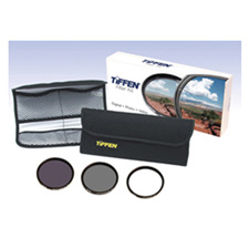 Tiffen 52DIGEK3 52mm Digital Essentials Filter Kit
