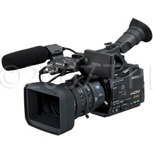 Sony HVR-Z7U Professional HDV Camcorder w/12x Lens and HDMI Output