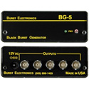 Burst Electronics BG-5 Series Black Burst Generators