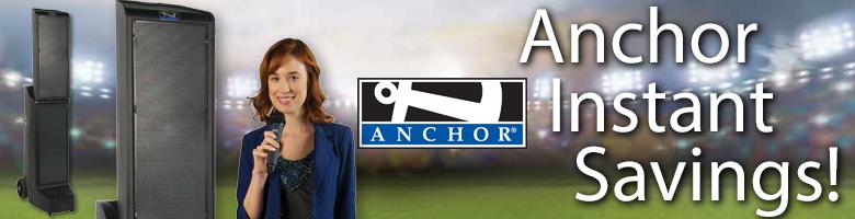 ANCHOR INSTANT SAVINGS AT MARKERTEK