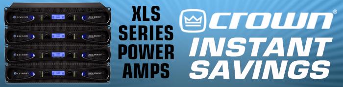 CROWN XLS2 SERIES - IR - JANUARY 2019