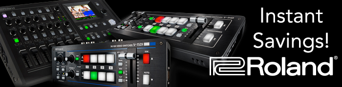ROLAND SWITCHING & STREAMING SPRING 2021