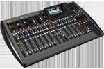 Powered Audio Mixers