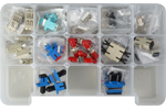 Fiber Optic Adapter Kits