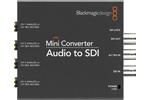SDI HDMI Audio Embedders De-Embedders