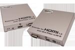 HDMI Over Fiber Extenders