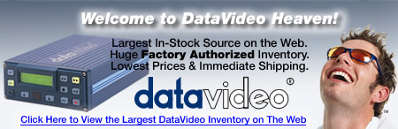 Markertek is Data Video Heaven