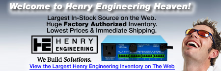 Markertek is Henry Engineering Heaven