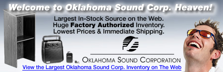 Markertek is Oklahoma Sound Corporation Heaven