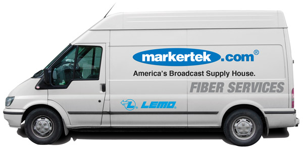 Mobile Fiber Optic Repair Van