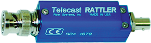 Telecast Rattler Fiber Optic Transmitter