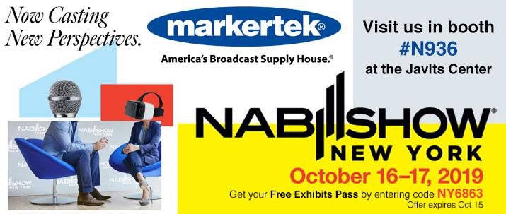 Markertek-NAB-NY-20-NY-2019-Homepage-Free-Pass-Banner