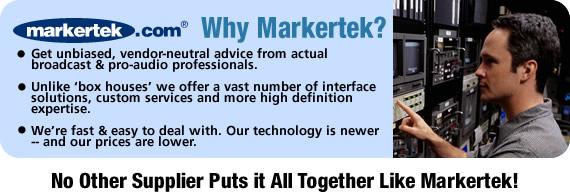 About Markertek