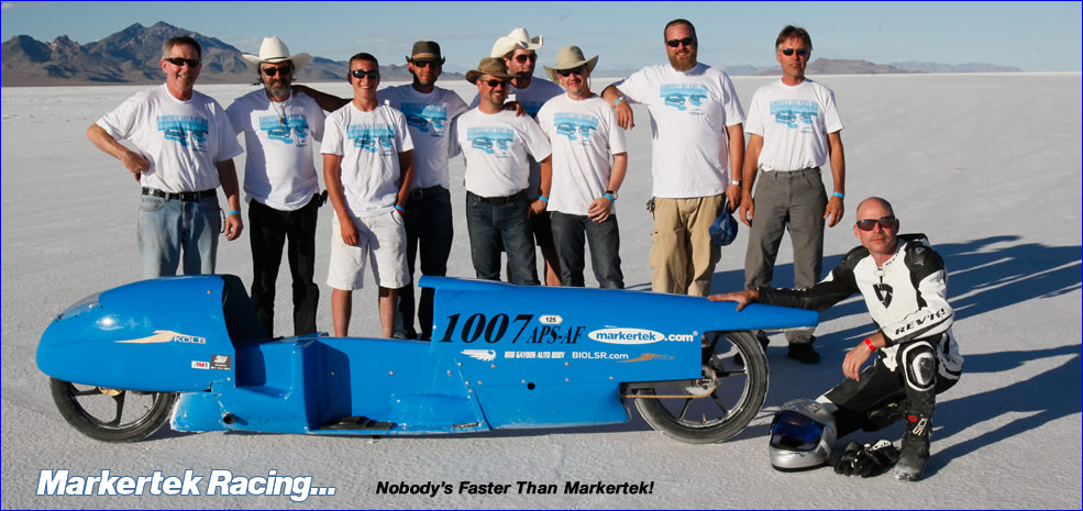 Markertek Racing Team