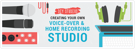 Diy-home-recording-studio