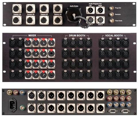 Markertek Custom Rack Panels