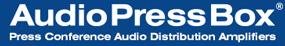Audio Press Box