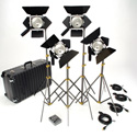 Lowel 01-95Z Omni 4-Light Kit