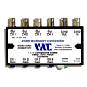 VAC 11-134-104 Composite Video DA 4 Output 1 Layer