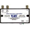 VAC 11-511-108 1x8 Composite Video DA w/ BNCs