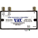 VAC 11-923-101 1x2 Mini-Brick Video Distribution Amp with BNCs