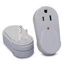 360 Degree Single Outlet Surge Protector