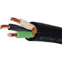 12/3 SJO 300 Volt AC Power Cable Sold by the Foot - Black