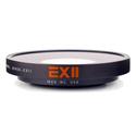 16x9 169-HDSF45X-62 EXII 0.45X Super Fisheye 72mm Thread Mount