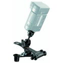 Manfrotto 175F Spring Clamp w/Universal Shoe Mount (Aka Justin Clamp)