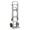 220296 Cobra Senior Convertible Production Cart & Hand Truck (Solid Rubber)