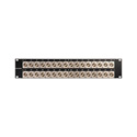 Canare 242U-DVJAS 2x24 Straight Video Patchbay