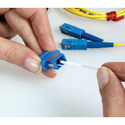Chemtronics 25183 6-Inch Polypropylene Foam 2.5mm Fiber Optic Swabs - 100 Pack