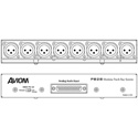 Aviom 28-XM-DB Analog Module for PB28 8 Male XLRs Front to 1 DB25 Rear