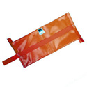 Matthews 15 lb. Water Repellant Sandbag - Empty - Orange