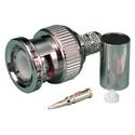 Amphenol 31-321-RFX BNC Crimp Plug for RG-59 Cable
