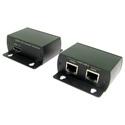 Calrad 40-1072m HDMI.3D/1080p Balun Extender Over 2 CAT5e/CAT6 Cables