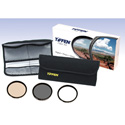 Tiffen 62mm Video Essentials DV Kit