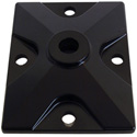 Omnimount  60-0MP Flat Mounting Plate fits all 60.0 styles - Black