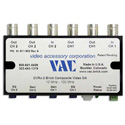 VAC 61-111-504 4x8 - 4 Ch-  DVRx Brick - Composite Video Converter