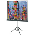 Da-Lite 72261 Versatol 50x50 Matte White Tripod Projection Screen