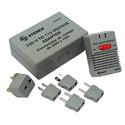 Steren Dual Voltage Foreign AC Power Converter Kit