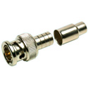 BNC Male 3-Piece Crimp Type Connector for RG58