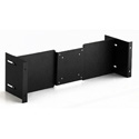 Winsted Black Flat Screen Rack Mounting Bracket